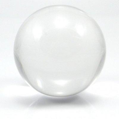 Acrylic Contactjongleer bal 75mm