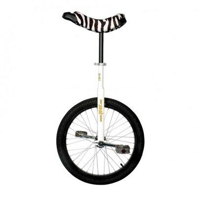 Qu-Ax Luxus Trainer eenwieler zebra 20 inch