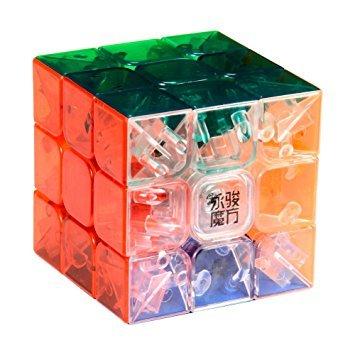 Transparante kubus 3 x 3 x 3