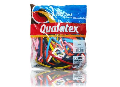 Modelleerballonnen 260Q Qualatex per zak