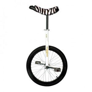 Qu-Ax Luxus Trainer eenwieler zebra