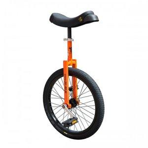 """Qu-Ax Luxus Trainer eenwieler oranje 20"""""""